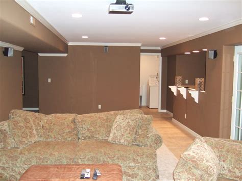 choosing the right basement paint colors that work for you traba homes