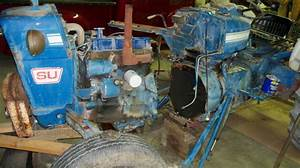 1973 Ford 4000 Su Tractor Clutch Kit
