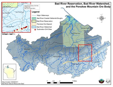 mining   penokee hills midwest environmental advocates