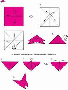 Origami Schmetterling Anleitung : the weekender kleine projekte f rs wochenende zarte origami schmetterlinge f r deinen ~ Frokenaadalensverden.com Haus und Dekorationen