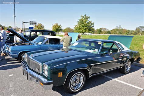 1977 Chevrolet Chevelle Malibu Classic Pictures, History