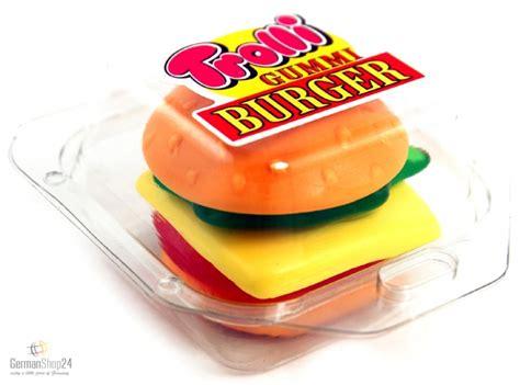 trolli mini burger box