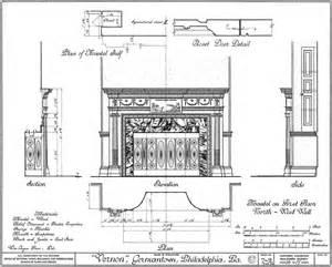 vernon wister house germantown historic details