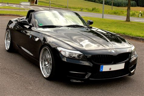 Bmw Z4 Sdrive 35is + Brutal Acceleration + Full Revs Sound