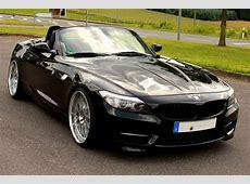 BMW Z4 sDrive 35is + Brutal acceleration + full revs sound