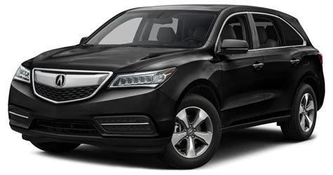 acura mdx  sale review  rating