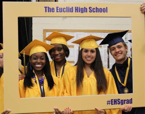 euclid high school commencement euclid observer