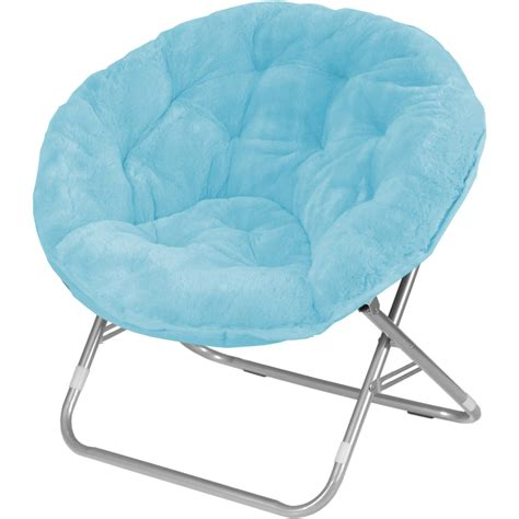 oversized saucer chair for adults faux fur saucer moon chair room lounging furniture