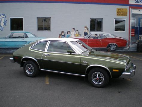1976 Ford Pinto by 1976 Ford Pinto Information And Photos Momentcar