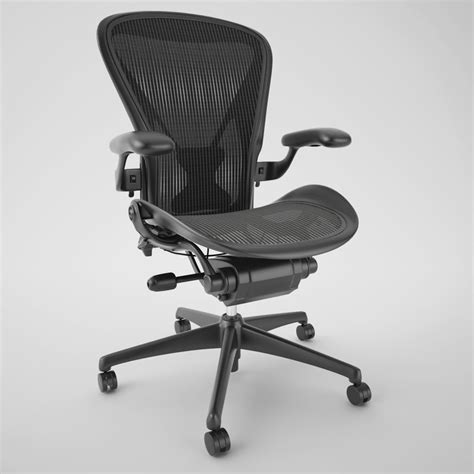 Aeron Chair Size Marking by Herman Miller Aeron Chair Size C Aeron Chair Swivel Chairs