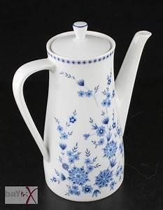 Seltmann Weiden Porzellan : kaffeekanne doris bayerisch blau seltmann weiden bavaria porzellan wei blau ebay ~ Whattoseeinmadrid.com Haus und Dekorationen