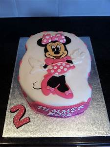 Pink Minnie Mouse Cake Pictures to Pin on Pinterest ...