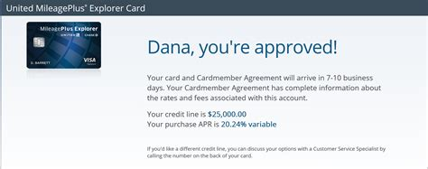 chase united mileageplus explorer card approval myfico