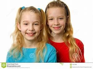 Blonde meisjes