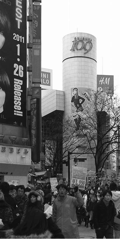 Tokyo Ads Streets Without Nicolas Damiens Billboards