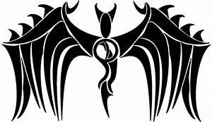 Demon Wings Silhouette | www.imgkid.com - The Image Kid ...