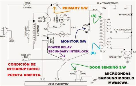 solicitud de diagrama de conexion interlock yoreparo