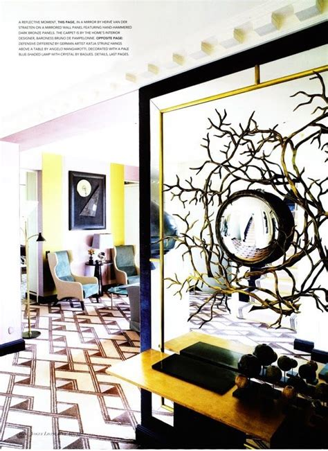 vogue australia vogue living marble flooring design
