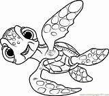 Nemo Squirt Finding Dory Coloring Pages Drawing Pdf Crush Hank Printable Drawings Characters Cartoon Getcolorings Coloringpages101 Categories Template sketch template