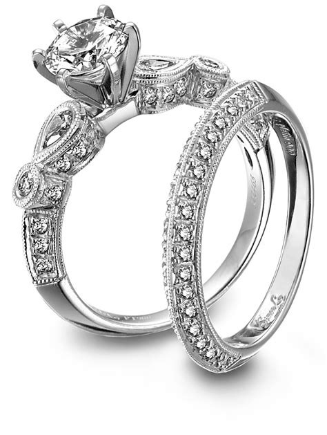 wedding band 15 exles of brilliant wedding rings mostbeautifulthings