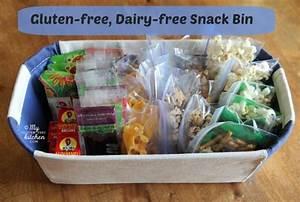 School Safe Snacks for your Gluten-free Kids