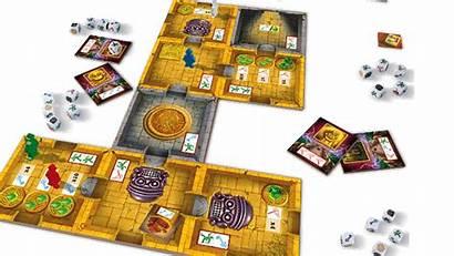 Board Games Roll Five Bones Escape Geek