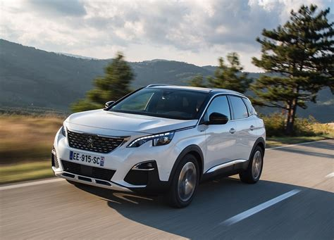 peugeot car of the year 2017 european car of the year is peugeot 3008
