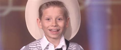 Mason Ramsey Performs On Ellen Before Receiving Two Huge