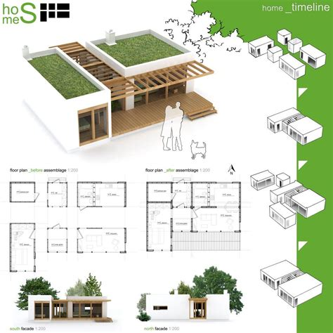 green home designs winners of habitat for humanity 39 s sustainable home design