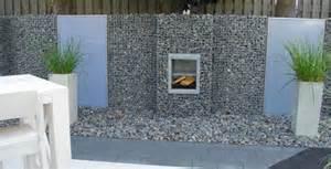 wohnideen lebenden altbau gabionen mit glaselementen fairyhouse info