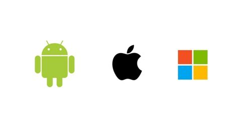 apple on android android reigns windows phone gains in the smartphone