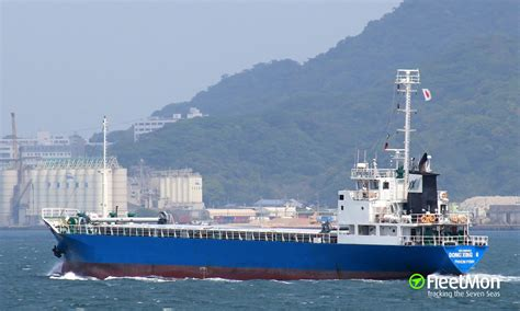 dong xing vessels fleetmon