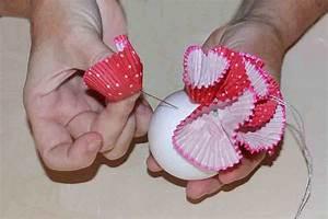 Basteln Mit Styropor : basteln f r weihnachten bastelidee weihnachtsdeko und weihnachtsschmuck weihnachtskugeln ~ Eleganceandgraceweddings.com Haus und Dekorationen