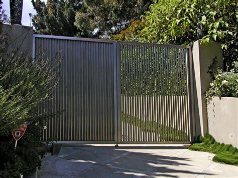 modern gates images the dorland company modern gates