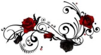 Thumbs Rose Vine Tatto...