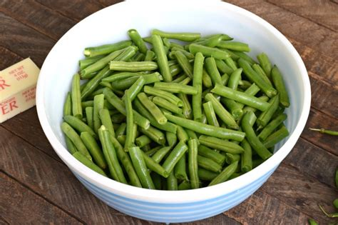 what to do with fresh green beans fresh green beans southern plate