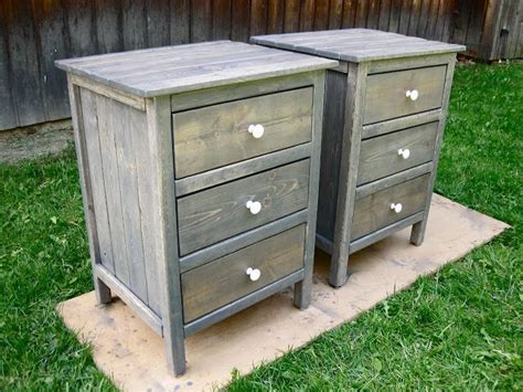 project lady diy night stands wood projects