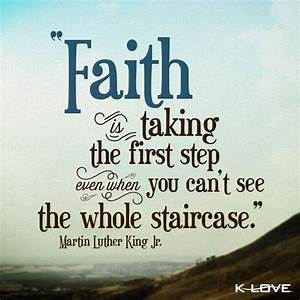 #Faith -- Martin Luther King Jr. | Quotes Words of Wisdom ...