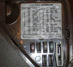 Chevy Fuse Box Diagram Radio Chevy Truck Fuses Wiring Diagram