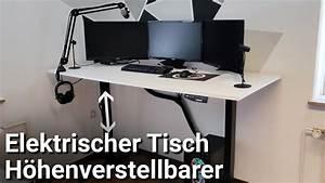 Schreibtisch Selbst Bauen : elektrisch h henverstellbarer schreibtisch bauen ~ A.2002-acura-tl-radio.info Haus und Dekorationen
