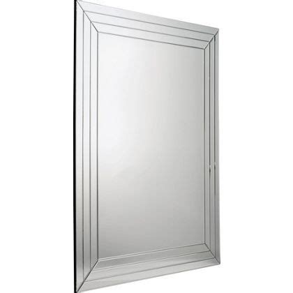 Homebase Bathroom Mirrors by Home Of Style Bevelled Mirror At Homebase Be Inspired