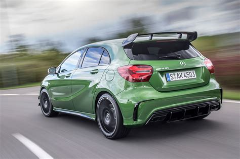 Image Gallery 2018 A45 Amg