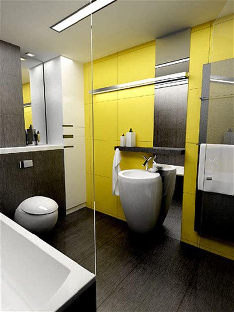 Yellow Bathroom Decorating Ideas by 25 Cool Yellow Bathroom Design Ideas Freshnist