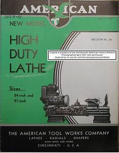 350 Lathe Owners Manuals  Instructions And Parts Lists