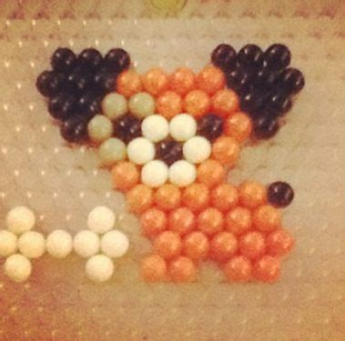 Halloween Hama Bead Ideas by Wow Look At This Lovely Aquabeads Puppy Aqua Beads