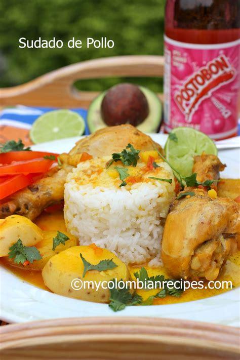 combiné cuisine sudado de pollo style chicken stew my