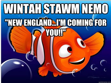 Nemo Meme - winter storm nemo blank stares and blank pages