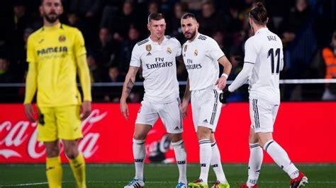 Real Madrid Full Team 2019