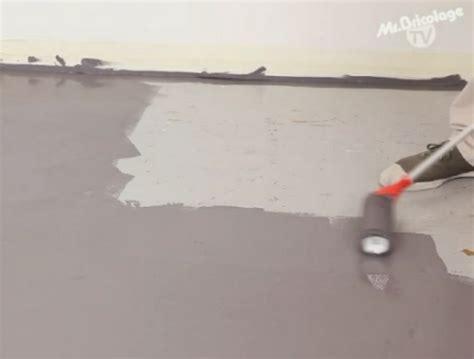 peindre sol pour tout changer mr bricolage on peut compter sur lui