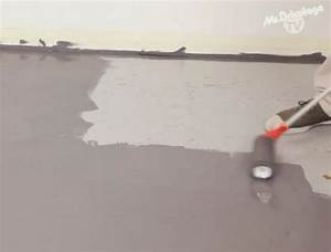 Peinture Balcon Sol : peindre son sol pour tout changer mr bricolage on peut ~ Premium-room.com Idées de Décoration